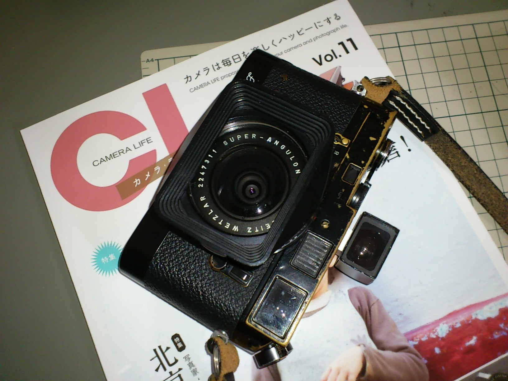 Leica:CAMERA LIFE Vol.11